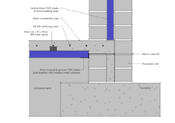 TUFS Cross section - Click here to enlarge  image